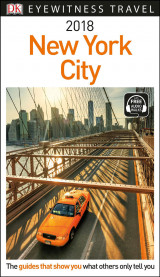 Omslag - DK Eyewitness Travel Guide New York City