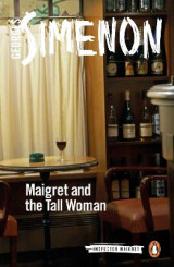 Omslag - Maigret and the Tall Woman