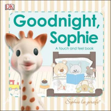Baby Touch and Feel Goodnight Sophie av DK (Pappbok)