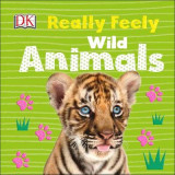 Omslag - Really Feely Wild Animals