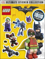 Omslag - The LEGO Batman Movie Ultimate Sticker Collection