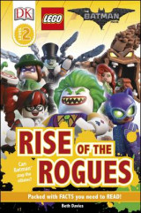 Omslag - DK Reader Level 2: The LEGO Batman Movie Rise of the Rogues
