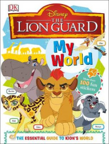 My World: Disney the Lion Guard av DK (Innbundet)