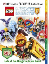 Omslag - LEGO (R) NEXO KNIGHTS Ultimate Factivity Collection