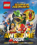 Omslag - LEGO (R) DC Comics Super Heroes The Awesome Guide