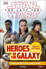 Omslag - Star Wars The Last Jedi (TM) Heroes of the Galaxy