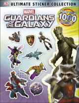 Omslag - Guardians of the Galaxy Ultimate Sticker Collection