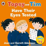 Omslag - Topsy and Tim: Have Their Eyes Tested