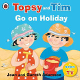 Omslag - Topsy and Tim: Go on Holiday