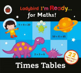 Omslag - Ladybird Times Tables Audio Collection: I'm Ready for Maths