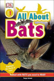 All About Bats av Caryn Jenner (Innbundet)