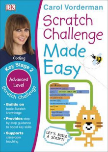 Scratch Challenge Made Easy av Carol Vorderman (Heftet)