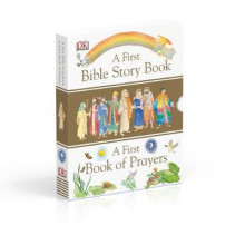 A First Bible Story Book and a First Book of Prayers av DK (Blandet mediaprodukt)