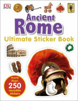 Omslag - Ancient Rome Ultimate Sticker Book