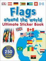Omslag - Flags Around the World Ultimate Sticker Book