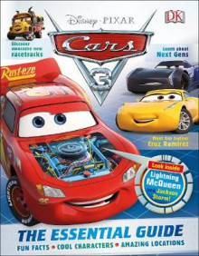 Disney Pixar Cars 3 The Essential Guide av Steve Bynghall (Innbundet)