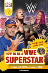 Omslag - DK Readers: How to be a WWE Superstar [Level 2]