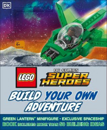 LEGO DC Comics Super Heroes Build Your Own Adventure av DK og Daniel Lipkowitz (Innbundet)