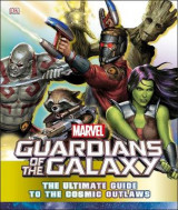 Omslag - Marvel Guardians of the Galaxy: The Ultimate Guide