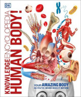 Omslag - Knowledge Encyclopedia Human Body!