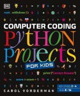 Omslag - Computer Coding Python Projects for Kids