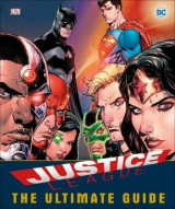 Omslag - DC Comics Justice League The Ultimate Guide