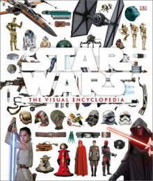 Star Wars Visual Encyclopedia av DK (Innbundet)