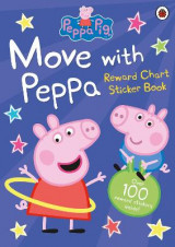 Omslag - Peppa Pig: Move with Peppa!