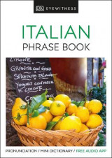Omslag - Eyewitness Travel Phrase Book Italian