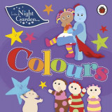 Omslag - In the Night Garden: Colours