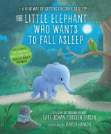 Omslag - The Little Elephant Who Wants to Fall Asleep