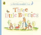 Omslag - Peter Rabbit Tales - Three Little Bunnies