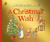 Omslag - Peter Rabbit: A Christmas Wish