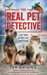 Omslag - The Real Pet Detective
