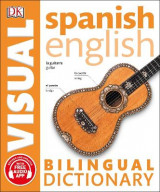 Omslag - Spanish English Bilingual Visual Dictionary