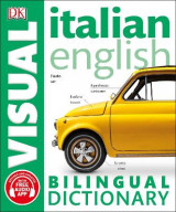 Omslag - Italian English Bilingual Visual Dictionary