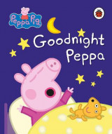 Omslag - Peppa Pig: Goodnight Peppa