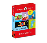 Omslag - Ladybird Readers Starter Level Flashcards