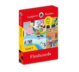 Omslag - Ladybird Readers Level 1 Flashcards