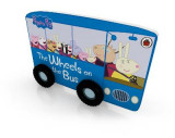 Omslag - Peppa Pig: The Wheels on the Bus