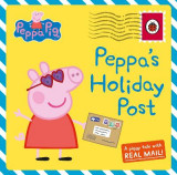 Omslag - Peppa's Holiday Post
