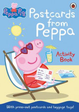 Omslag - Peppa Pig: Postcards from Peppa