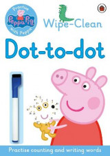 Omslag - Peppa: Wipe-clean Dot-to-Dot