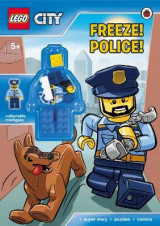 Omslag - LEGO City: Freeze! Police!