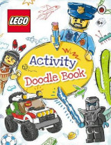 Omslag - LEGO: Activity Doodle Book