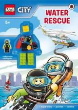 Omslag - LEGO City: Water Rescue