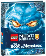 Omslag - LEGO Nexo Knights: The Book of Monstrox