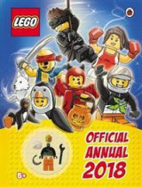 Omslag - LEGO Official Annual 2018