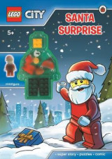 Omslag - LEGO City: Santa Surprise Activity Book