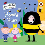 Omslag - Ben and Holly's Little Kingdom: Honey Bees Board Book